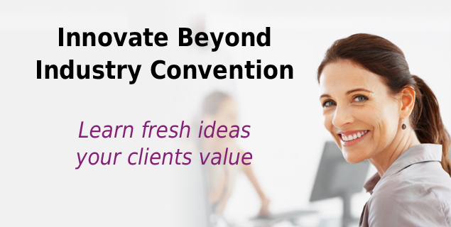 Innovate Beyond Industry Conventions