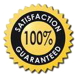 100 Percent Satisfaction Guaranteed