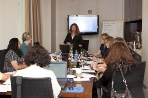 Sandi Smith Leyva, Accounting Firm and Accounting Association Retreats