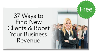 37 Ways to Find New Clients & Boost Your Business Revenue