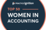 Top Women in Accounting 2017 by Practice Ignition
