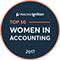 Practice Ignition Top 50 Women in Accounting Award