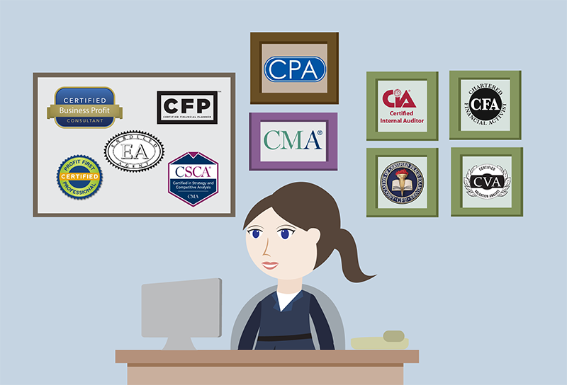 34 professional certifications you can get in accounting, tax, audit ...