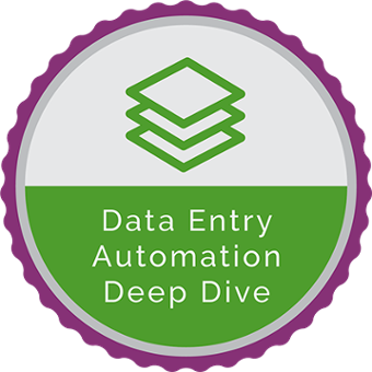 Data Entry Automation Deep Dive
