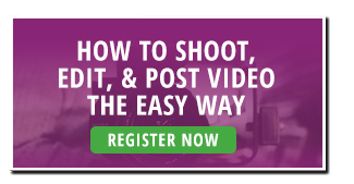 2019 Live CPE Courses Accountants Accelerator How to Shoot Edit and Post Video