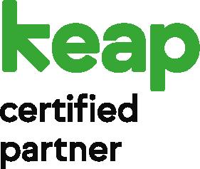 Keap Certified Partner Logo