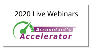 2019 Live CPE Courses Accountants Accelerator